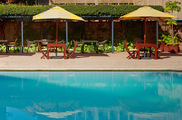 Norfolk hotel nairobi holiday in kenya the experience - Hotels with swimming pools in norfolk ...