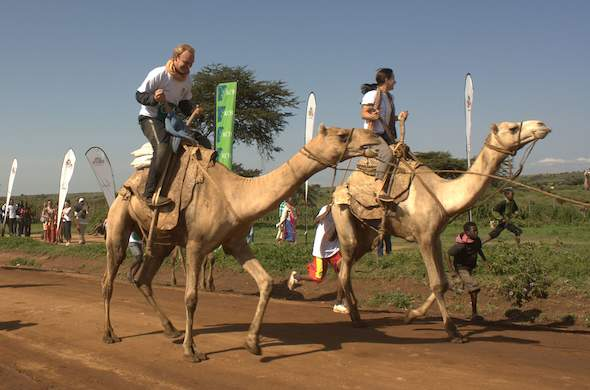 Maralal International Camel Derby.